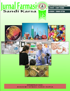 Jurnal Farmasi Sandi Karsa (JFS)